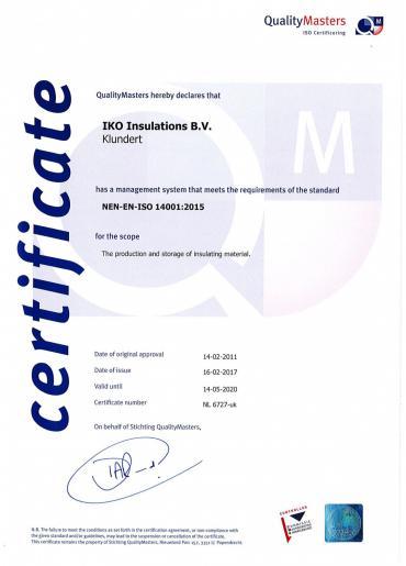 Ir para Te ou r Chifi ISO 14001